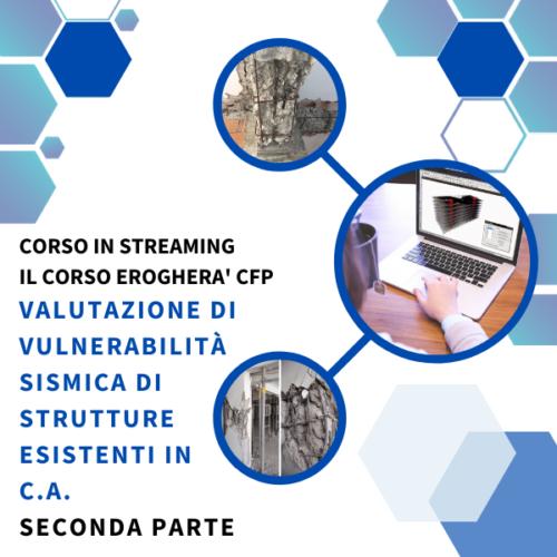 valutazione di vulnerabilità sismica di strutture esistenti in c.a.